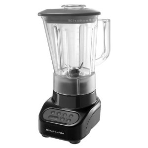 KitchenAid KSB580NK 5-Speed Blender - Nickel finish