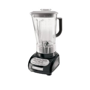 kitchenaid ksb560ob 5 speed blender onyx black