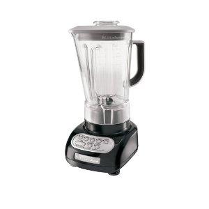 KitchenAid KSB560OB 5-Speed Blender - Onyx Black