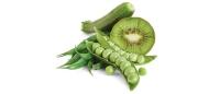 peas and kiwi