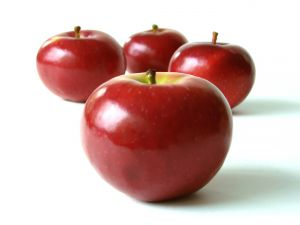 Red Mac Apples