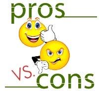 pro vs cons